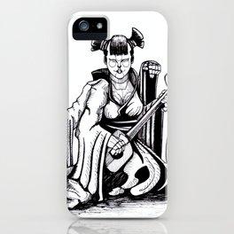 Inktober: Graceful iPhone Case