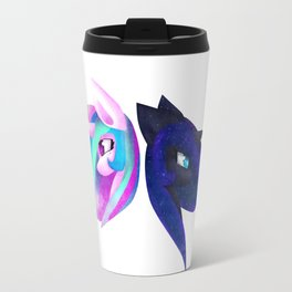 The Two Regal Sisters Travel Mug