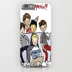One Direction 'Vas Happenin' Cartoon Slim Case iPhone 6s