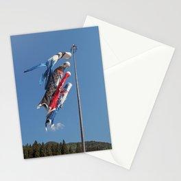 Koinobori Stationery Cards