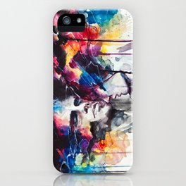 la nostra infinita abnegazione iPhone Case