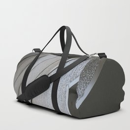 geometwalls of abstract city Duffle Bag