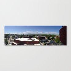 Biddeford Panorama Canvas Print