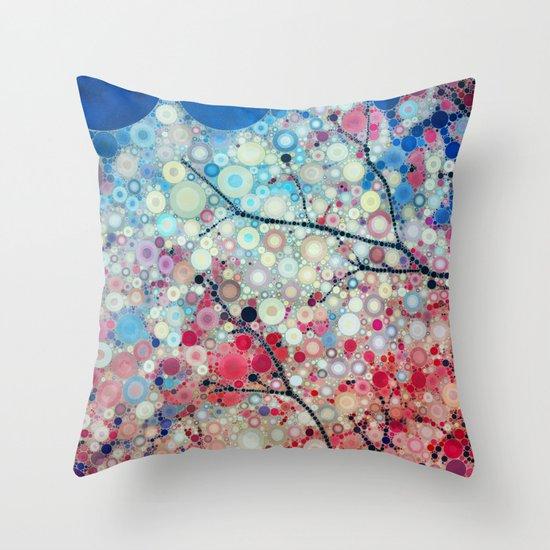 Positive Energy 2 Throw Pillow