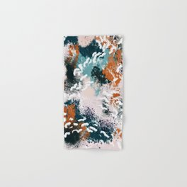 Clara Abstract Hand & Bath Towel