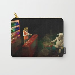 The Patron and the Mixologist Carry-All Pouch