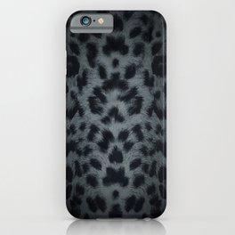 Animal print - Black Panther iPhone Case