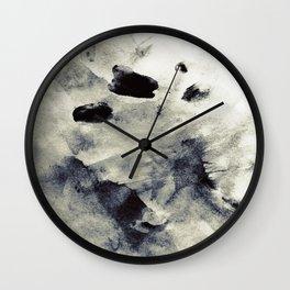 Abstract B7 Wall Clock