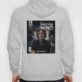 The Eight Doctor - Dreadnought (Comic Cover) Hoody