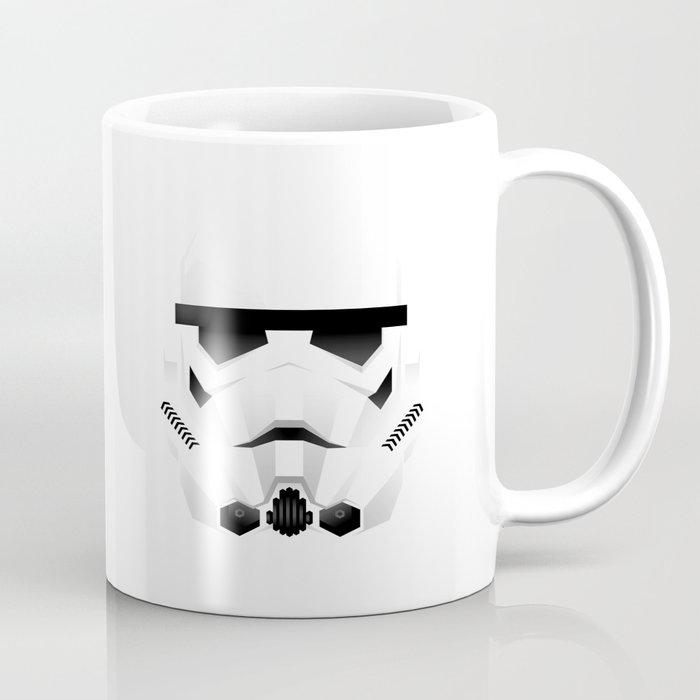 """WHITE TROOPER"" Coffee Mug"