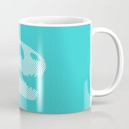 Tyrannosaurus Rex Skull Coffee Mug
