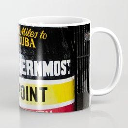 Southern Most Point Coffee Mug