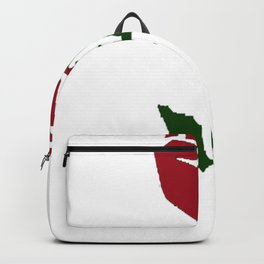 Women right - Rose Resist hands up Backpack