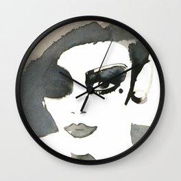 Peggy Wall Clock