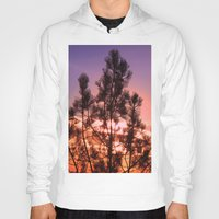 paradise Hoodies featuring Paradise by Mary Spinney