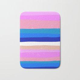 Stripes Galore 1 Bath Mat