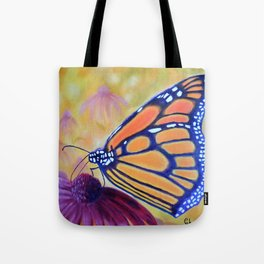 King of butterfly | Le roi des papillons Tote Bag