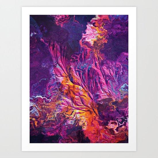 Predormitum Art Print