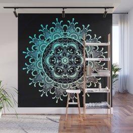 Mandala Night Wall Mural