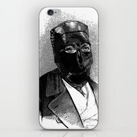 bdsm iPhone & iPod Skins featuring BDSM XIII by DIVIDUS