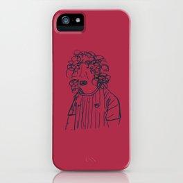 Carles iPhone Case