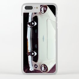 Classic Ford Thunderbird Clear iPhone Case