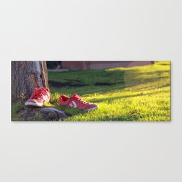 The Invisible Man Canvas Print