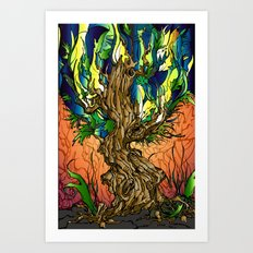 Maple Syrup Art Print