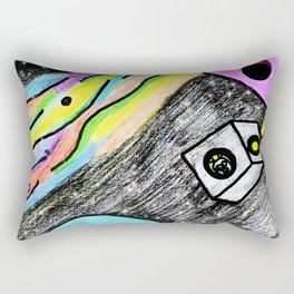 Space Fun Rectangular Pillow