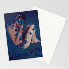Butterfly Be Mine Stationery Cards