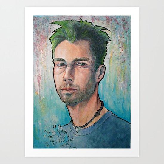 MCA (Adam Yauch) 90's Tribute Art Print