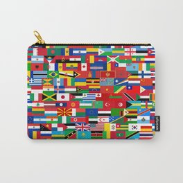 all flag Carry-All Pouch