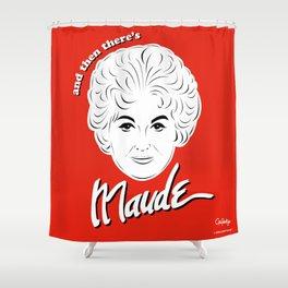Bea Arthur as Maude Findlay Shower Curtain