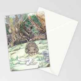 RHX Forest Logo Stationery Cards