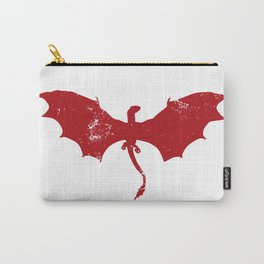Vintage Game Dragon Carry-All Pouch