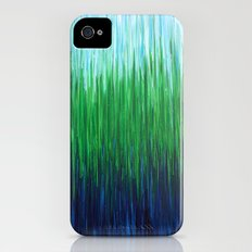 :: Sea Grass :: iPhone (4, 4s) Slim Case