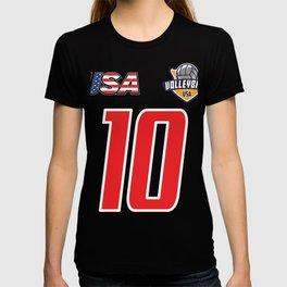 Sports Volleyball Uniform Gift T-shirt