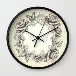 Dafuq Wall Clock