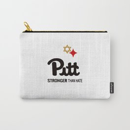 Pitt Stronger than hate Carry-All Pouch