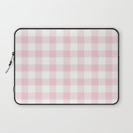 Pink Vichy Laptop Sleeve