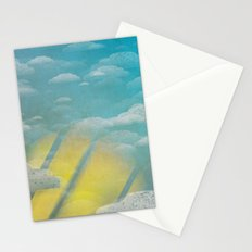 Ode to Summer Nights (Version 2) Stationery Cards