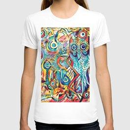 NightOwl3 T-shirt