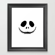 This is Halloween! Framed Art Print