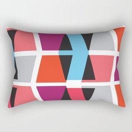 undaunted Rectangular Pillow