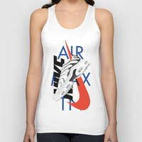 nike Tank Tops featuring Nike Air Max TN by Phil Parcellano