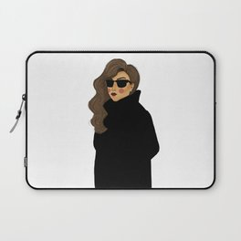 BLACK COAT Laptop Sleeve