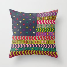 MY USA Throw Pillow