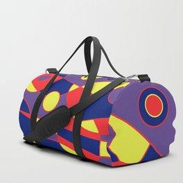 Abstract #993 Duffle Bag
