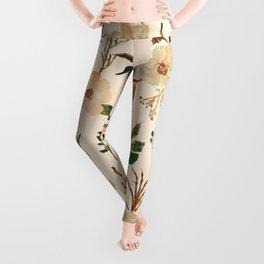 Flower50027 Leggings