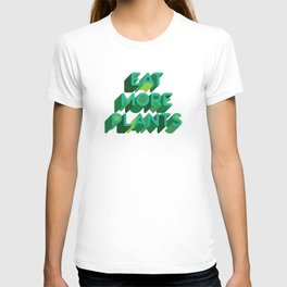 Eat More Plants T-shirt